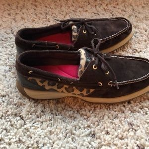 Sperry shoes (size 11) super cute